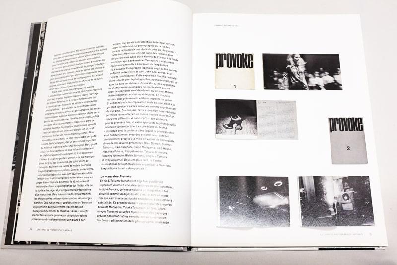 Les livres de photographie japonais
