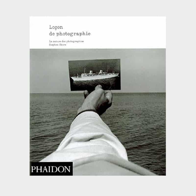 Stephen Shore - Leçon de photographie