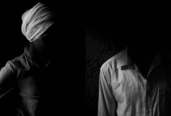 Alexandre Vigot - Sous le masque sacré