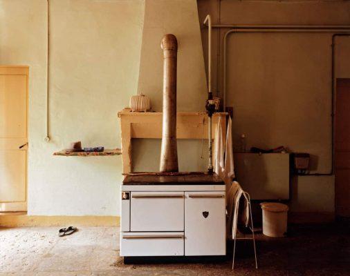 Raymond Depardon - La Chambre