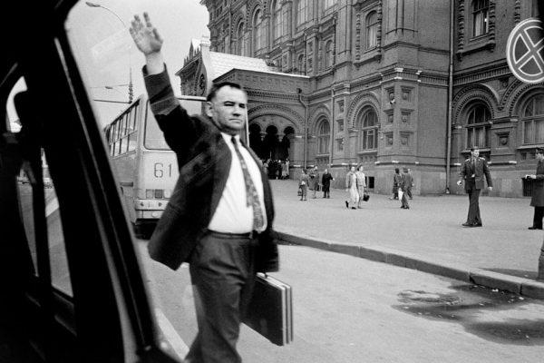 URSS été 1991 - Jean Christophe Bechet